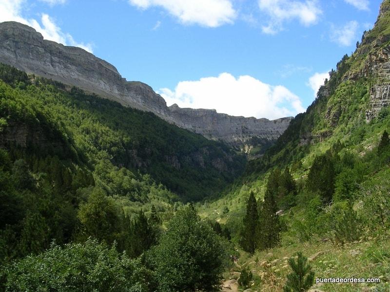 Bielsa, Valle de Pineta y Bal de Chistau