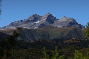 Rutas en el Pirineo. Senderismo