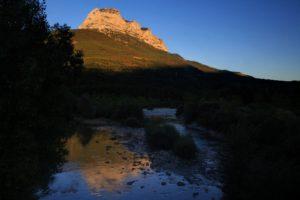 Río Bellos, Valle de Añisclo, PIrineos, Parque Nacional de Ordesa