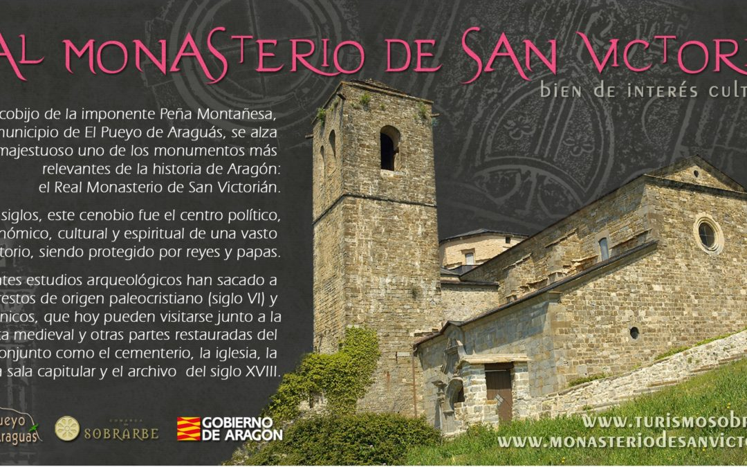 VISITAS GUIADAS AL REAL MONASTERIO DE SAN VICTORIÁN