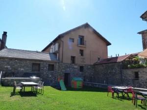 casa rural pirineos